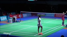 Dubai World Superseries Finals 2016 Carolina MARIN vs P V Sindhu