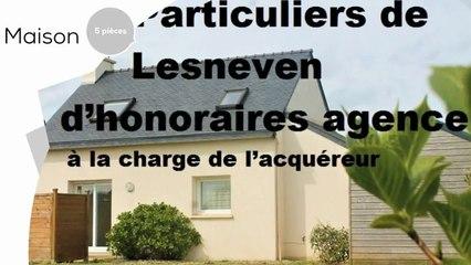 A vendre - Maison/villa - Plouguerneau (29880) - 5 pièces - 75m²