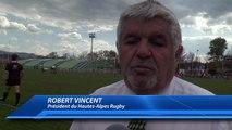 Hautes-Alpes : les équipes U16 de rugby française et italienne se sont affrontées à Gap