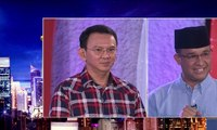 Debat Anies-Ahok Soal Kebhinekaan Warga Jakarta