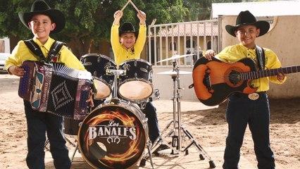 Los Bañales Juniors - Niña De Los Ojos Verdes
