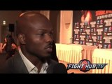 Timothy Bradley on fighting Pacquiao, says Pacquiao is not the same fighter as before