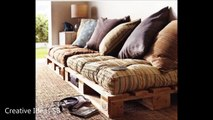 40 Creative DIY Pallet Furniture Ideas 2017 - Cheap Recycled Pallet - Chair Bed Table Sofa Part.8-v7NzkmOQW