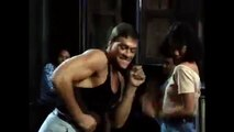 14 seconds All About That Bass - Van Damme Funny Dancing // 7 second of happiness FUNNY Video
