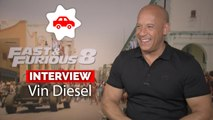 """Fast and Furious 8 : Vin Diesel revient sur un tournage """"électrique avec Charlize Theron"""""""