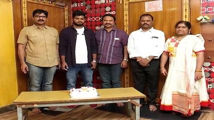 varun birthday celebration