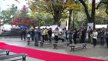 陸上自衛隊第12音楽隊 高崎経済大学・三扇祭 フラッシュモブ