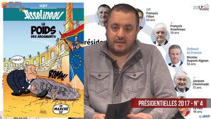 LLP sur Asselineau face à la médiocrité phénoménale d'une caste journalistique complice de la tromperie du système