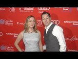"""French Stewart & Vanessa Stewart """"Barbecue"""" West Coast Premiere Red Carpet"""