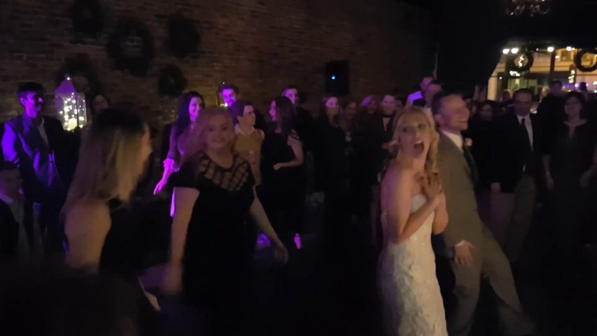 "Brittany Hargest married! ""Spinnin' Around"" wedding edition!"