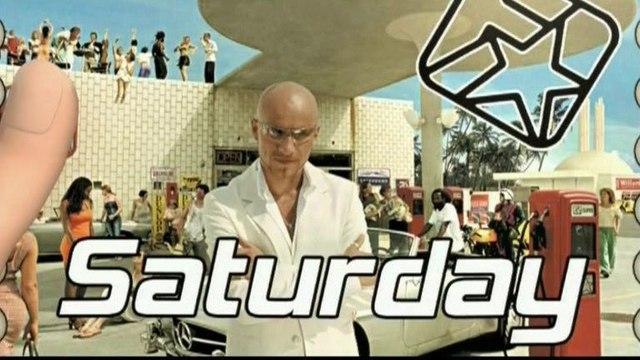 Funkstar De Luxe - Saturday
