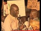Thierno Alassane Sall attaque Idrissa Seck lors d'un meeting à Thiès