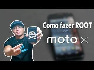 Como fazer ROOT no Motorola Moto X Kit Kat e Lollipop