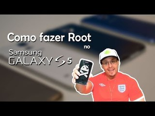 Como Fazer ROOT no Samsung galaxy S5, S5 mini, KIT KAT e 5.0 LOLLIPOP