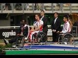 Athletics - men's 10000m T54 Medal Ceremony - 2013 IPC Athletics WorldChampionships, Lyon