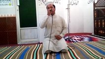 Naat Main Rawan Terian nay by Hafiz Farooq Shahib in a brilliant voice