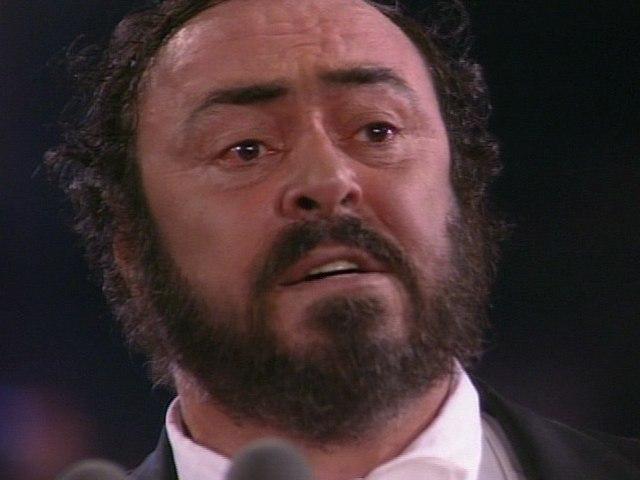 """Luciano Pavarotti - Puccini: Nessun Dorma (""""Turandot"""")"""