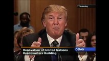 Donald Trump: United Nations Headquarters Renovation - Real Estate Investment Strategy (2005) part 3/3