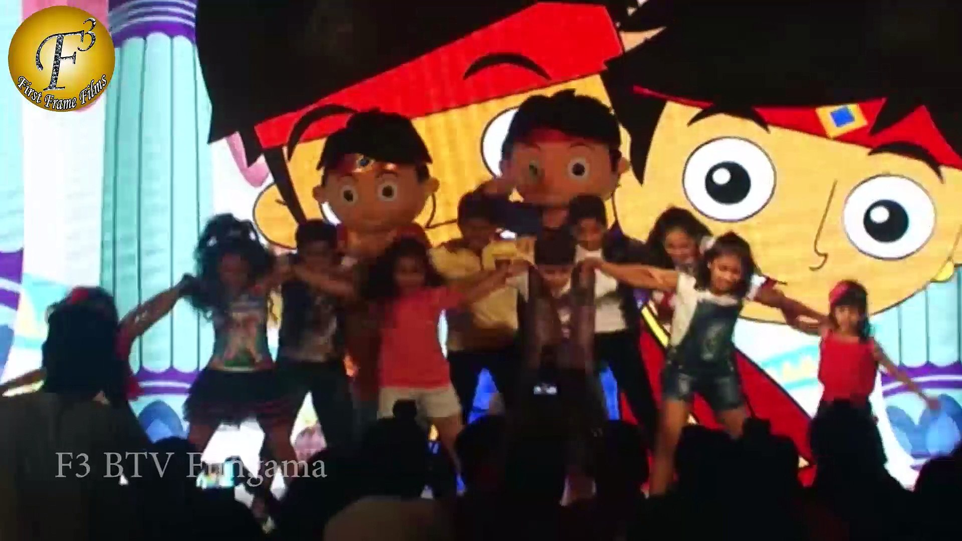 Tiger Shroff At Launch Of Kids Entertainment Channel SONY YAY