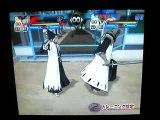 Bleach Blade Battle 2nd sur PS2 Zaraki Kenpachi Bankai