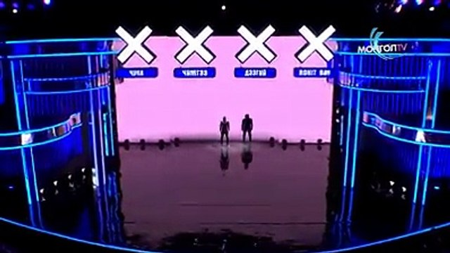 Americas got talent 3D danseur