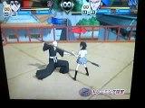 Bleach Blade Battle 2nd sur PS2 Kuchiki Rukia Bankai