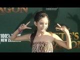 "Jenna Ortega ""Pete's Dragon"" World Premiere"