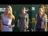 """Bryce Dallas Howard, Chloe Lukasiak, Brooke Burke """"Pete's Dragon"""" World Premiere Arrivals"""