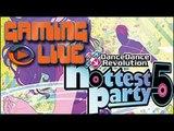 GAMING LIVE WII - Dance Dance Revolution : Hottest Party 5 - Jeuxvideo.com