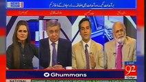 Aap Kia Beech Mein Tar Tar Shuru Kar Detay Hain- Zaeem Qadri Gets Hyper on Arif Alvi
