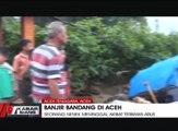 Banjir Bandang di Aceh, Nenek Meninggal Terbawa Arus