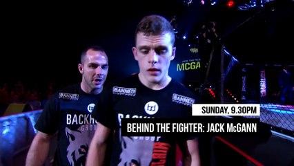 Behind the Fighter: Jack McGann Teaser