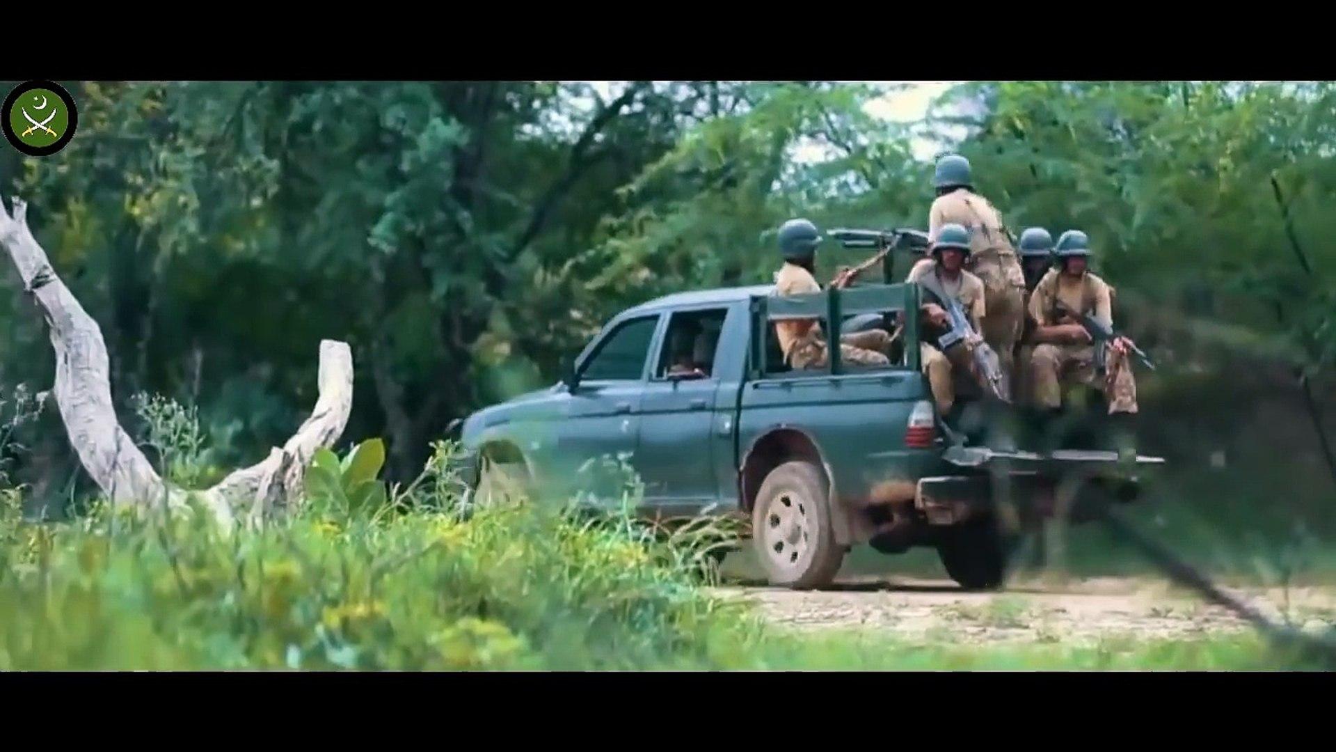 Nara-e-Takbeer Allah O Akbar - Pakistan Army Song 2016 Full HD