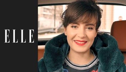 ELLE Active : ELLE et Citroën présentent l'interview connectée d'Emmanuelle Duez