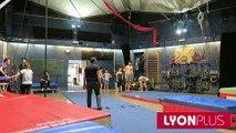 L'école de cirque de Lyon forme les jongleurs et acrobates de demain