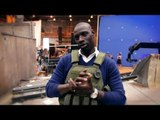 Call of Duty Black Ops 2 : making of du trailer avec Omar Sy