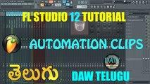 Piano Roll FL Studio 12 Tutorial Telugu Tutorial DAW Telugu