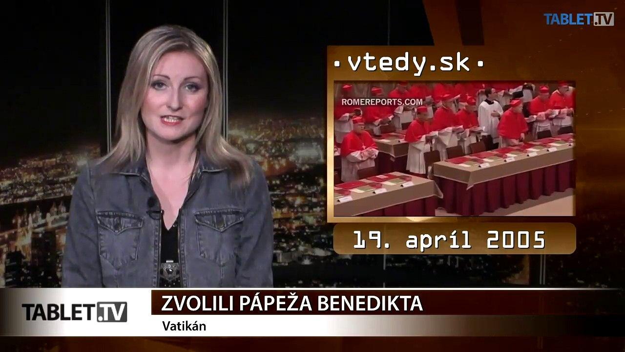 Stalo sa TENTO TÝŽDEŇ: Oscar za Obchod na korze a zvolenie Benedikta za pápeža