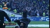 L'énorme ambiance des fans de Besiktas en Turquie