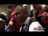Miguel Cotto on Canelo weaknesses, Mayweather rematch, Golovkin fight & why he started boxing