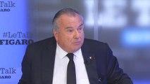 Alain Marsaud : «Le président, quel qu'il soit, sera un président diminué»