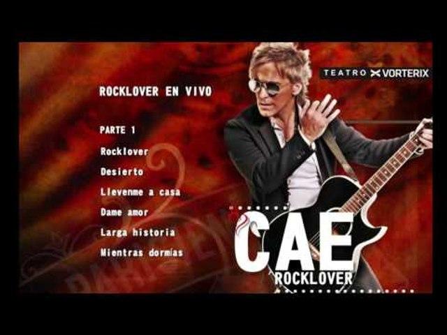 CAE en vivo Rocklover en el Teatro Vorterix - Parte 1
