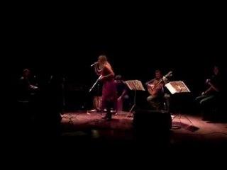 """Adriana Huberman """"La Sachapera"""" Centro Cultural de la Cooperación 5 de septiembre 2013"""