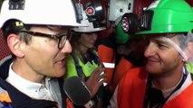 Nucléaire : À 500 mètres sous terre, où les déchets nucléaires seront enfouis