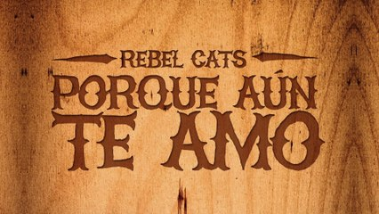 Rebel Cats - Porque Aún Te Amo