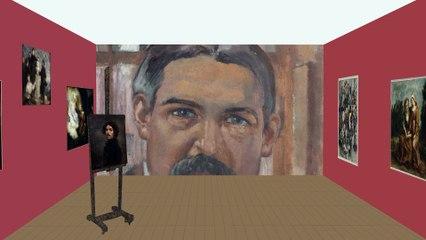 Maurice Denis et Eugène Delacroix, de l'atelier au musée - Exposition au musée Delacroix