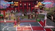NBA Playgrounds – Gameplay du jeu de basket (PS4 / PC)