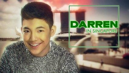 Darren Espanto - Darren In Singapore