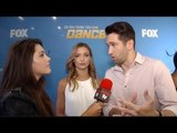 Dmitry Chaplin & Jenya Shatilova SYTYCD The Next Generation Week 3 Post-Show Interview