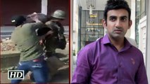 Whoever wants 'Azadi', leave the country, says Gambhir